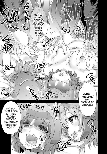 Victim Girls Ch.14 - Sleeping Beauties sample page