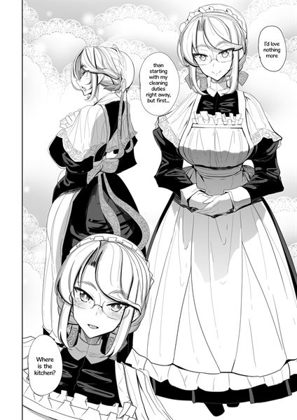 Gentleman's Maid Sophie 1 sample page