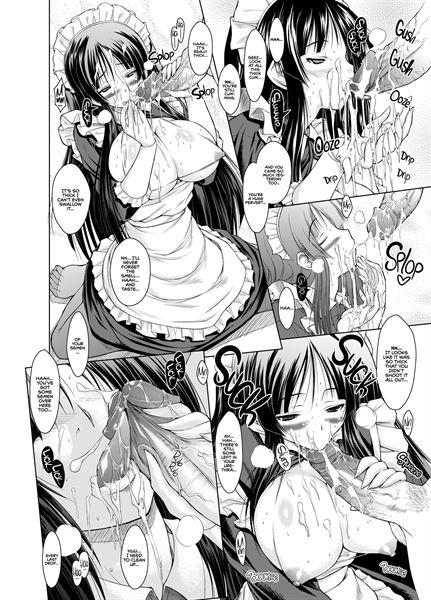 Miocchi Maid sample page